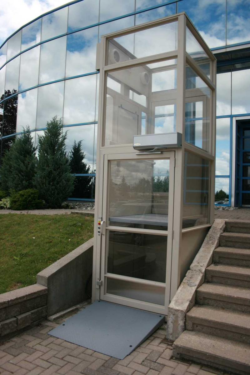 FlorLIFT of New Jersey - Handicapped Lift Model ML-102